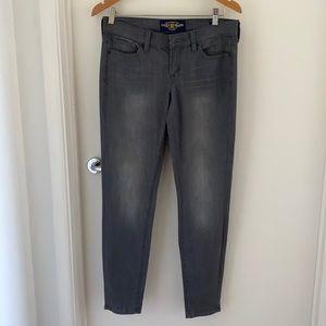 "Lucky Brand Jeans Womens Charlie Skinny Jeans W27"""